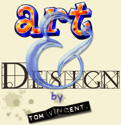 Art & Design by Tom Vincent- Visual Solutions for Businesses that think BIG!
